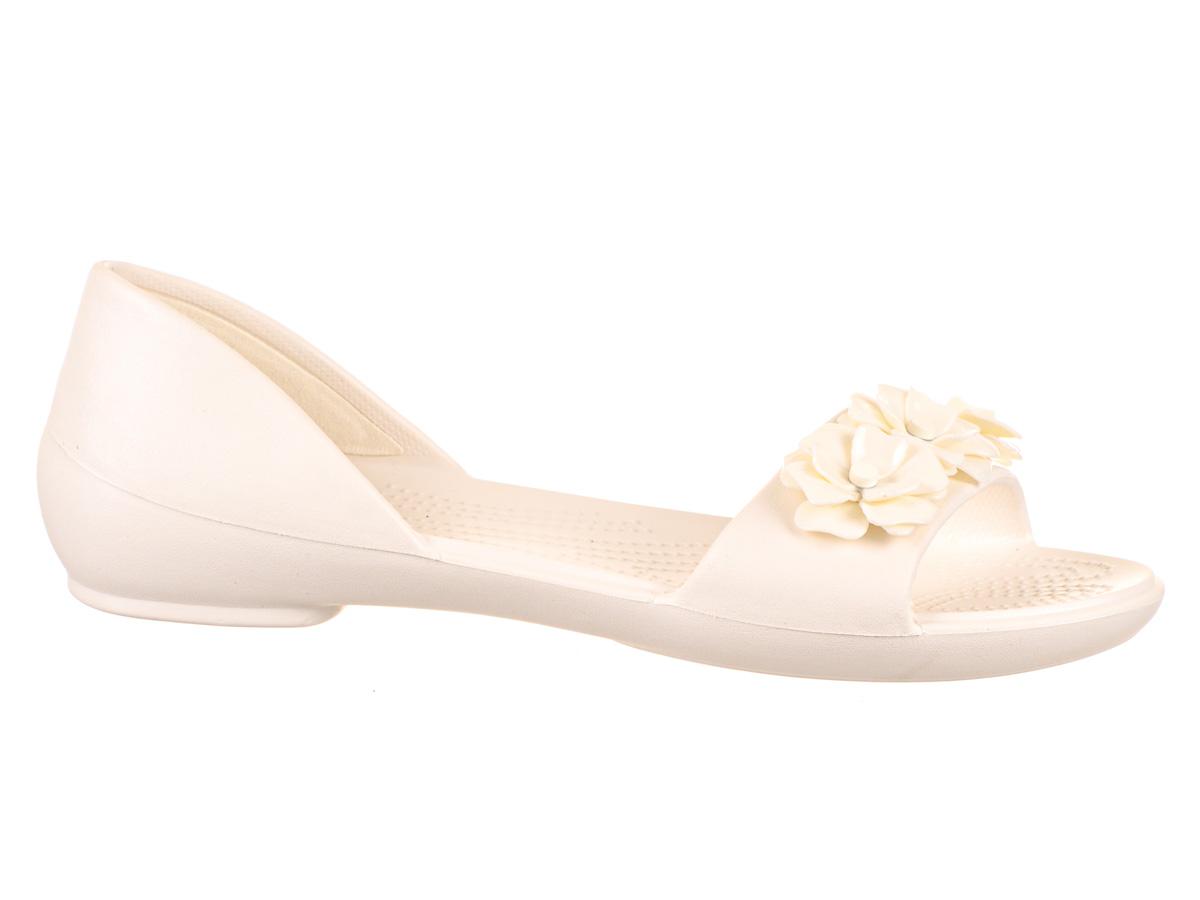 szczegółowe obrazy nowe przyloty sprzedawane na całym świecie sandały LINA FLOWER DORSAY